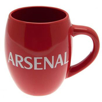 Arsenal - Club CrestTea Tub (Ceramic Boxed Mug) - Cover