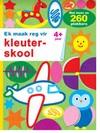 Ek maak reg vir kleuterskool 4+ jaar - Ballon Media (Paperback)