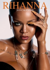 Rihanna - 2019 Calendar Unofficial - Cover