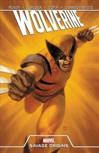 Wolverine - Ben Acker (Paperback) - Cover