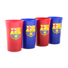 Barcelona - Coloured Shot Glass (4PK)