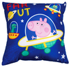 Peppa Pig - George Planets Square Cushoin Cover