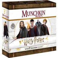 Munchkin - Harry Potter (Card Game)