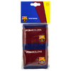 Barcelona - Club Crest Blue/Burgundy Wristbands (2PK)
