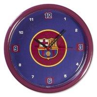 Barcelona - Club Crest Bullseye Wall Clock - Cover
