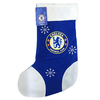 Chelsea - Christmas Applique Stocking Cover