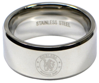 Chelsea - Crest Band Ring - Small - Cover