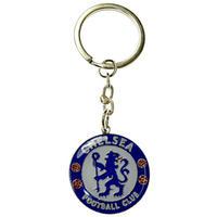 Chelsea - Crest Keyring