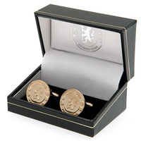 Chelsea - Gold Plated Cufflinks - Cover