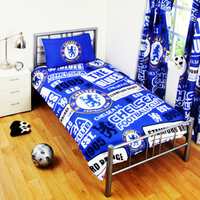 Chelsea - Patch Duvet Set (Single) - Cover