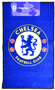 Chelsea - Printed Crest Rug - Cover