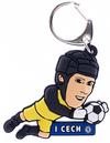 Chelsea - PVC Keyring - Cech