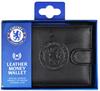 Chelsea - RFID Embossed Leather Wallet