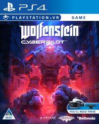 Wolfenstein: Cyberpilot (PS4) - Cover
