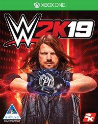 WWE 2K19 (Xbox One) - Cover