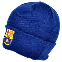 Barcelona - Cuff Knitted Hat - Cover