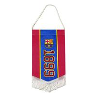Barcelona - Club Crest & Year Of Establishment Mini Pennant - Cover