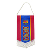 Barcelona - Club Crest & Year Of Establishment Mini Pennant