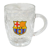 Barcelona - Club Crest Glass Tankard