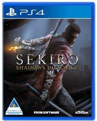 Sekiro: Shadows Die Twice (PS4) - Cover