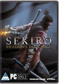 Sekiro: Shadows Die Twice (PC Download) - Cover