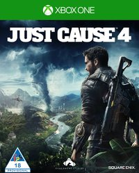 Just Cause 4 (Xbox One) - Cover