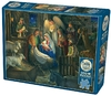Cobble Hill - Away In a Manger Puzzle (500 Pieces)