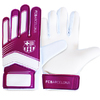 Barcelona - Club Crest Goalkeeper Gloves Ages 7-9 (Boys)