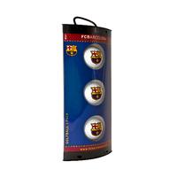 Barcelona - Club Crest & Logo Golf Ball Gift Pack - Cover