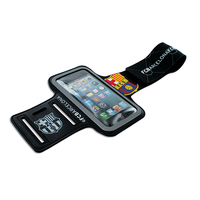 Barcelona - Club Crest iPhone 5 Sports Armband - Cover