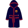 Barcelona - Club Crest Kids Bath Robe (Size 5-6)