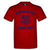 "Barcelona ""FC Barcelona Camp Nou"" Mens Maroon T-Shirt (XX-Large)"