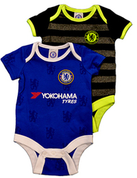 Chelsea - Bodysuit 16/17 (12/18 Months) - Cover