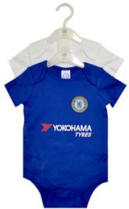 Chelsea - Bodysuit 17/18 (0/3 Months) - Cover