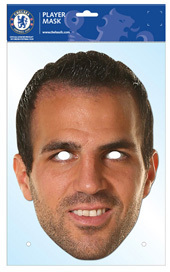 Chelsea - Face Mask - Fabregas - Cover