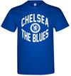 Chelsea - Mens Royal T-Shirt (Large)