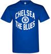 Chelsea - Mens Royal T-Shirt (Small)