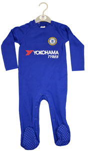 Chelsea - Sleepsuit 17/18 (6/9 Months) - Cover