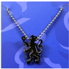 Chelsea - Stainless Steel Icon Pendant/Chain