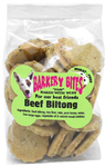 Barkery Bites - Wheat-Free Biscuits - Beef Biltong (500g)