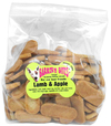 Barkery Bites - Wheat-Free Biscuits - Lamb & Apple (500g)