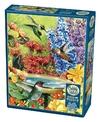 Cobble Hill Puzzles Mo  - Rufous Hummingbird (500 Pieces)