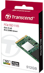 Transcend - 110S 256GB NVMe PCIe Gen3 x 4 80mm M.2 Solid State Drive