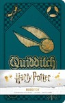 Harry Potter: Quidditch Hardcover Ruled Journal - Insight Editions (Notebook / blank book) Cover
