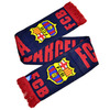 Barcelona - Club Crest &  Name Scarf