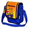 Barcelona - Club Crest & Logo Orange Small Shoulder Bag