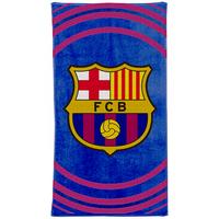 Barcelona - Club Crest Pulse Beach Towel - Cover