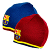 Barcelona - Club Crest Reversible Knitted Hat