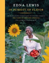 In Pursuit of Flavor - Edna Lewis (Hardcover) - Cover