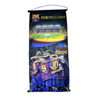 Barcelona - FCBarca NOU CAMP Stadium Large Pennant - Cover